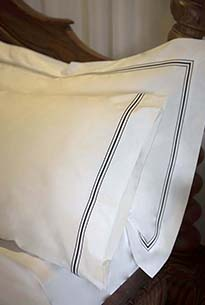 pillowcases and oxfords/shams
